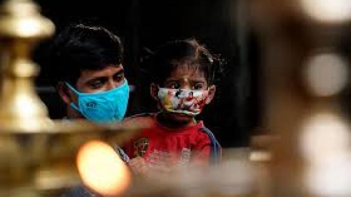 印度疫情防控形勢復雜,確診病例超880萬例