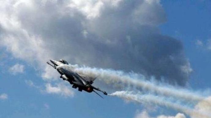 臺媒梳理:至今已有7架F-16失事,首批在臺服役逾20年