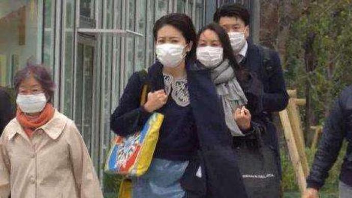 日本累計新冠確診病例超12萬例,多地日增創下新高