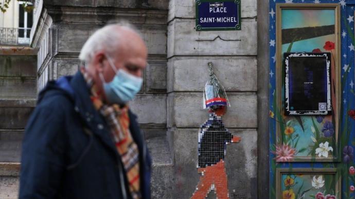 法國新冠確診病例累計超200萬例