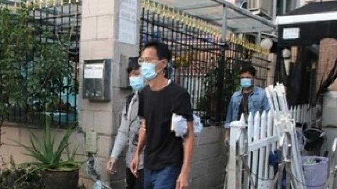 港媒:前立法會議員朱凱迪清晨被捕,涉嫌違反國家安全法