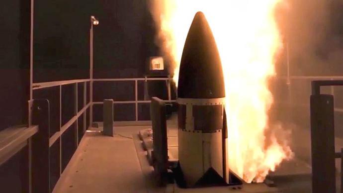 """美""""宙斯盾""""戰艦欲提升戰力,首次進行攔截洲際導彈試驗"""