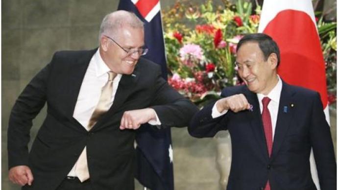 日澳就防務協定基本達成一致,武裝力量將可在對方國訓練