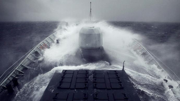 廣東海事局:17日起南海部分海域將進行軍事訓練