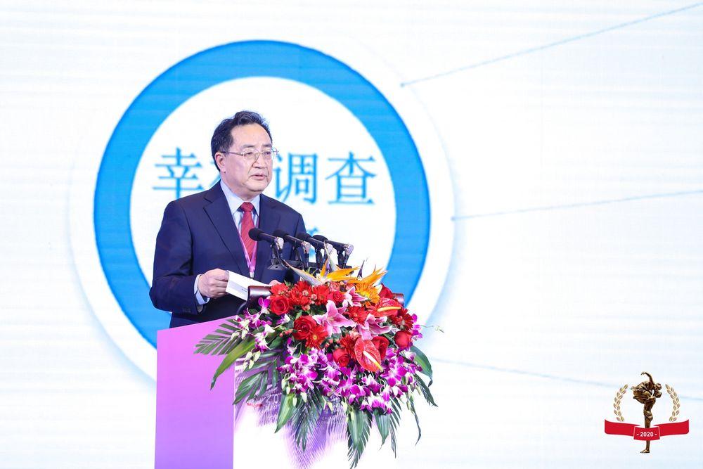 瞭望周刊社党委书记、总编辑冯瑛冰