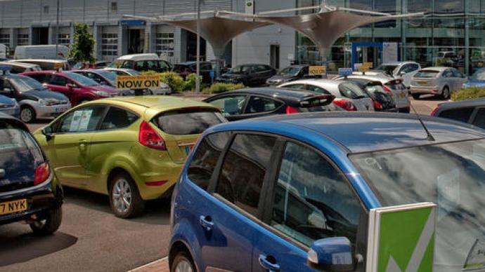 英國計劃2030年前停售汽柴油車
