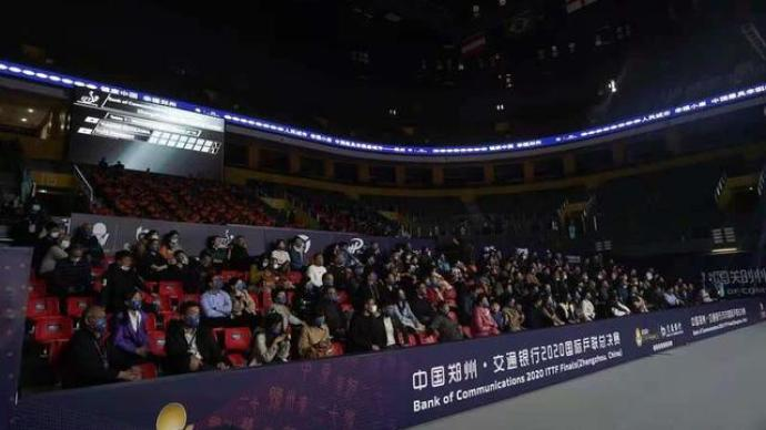 劉國梁:乒球賽事重啟為全世界乒乓球運動員創造安全港灣