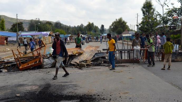 """權力洗牌引爆埃塞俄比亞沖突,""""非洲之角""""安全基石或動搖"""