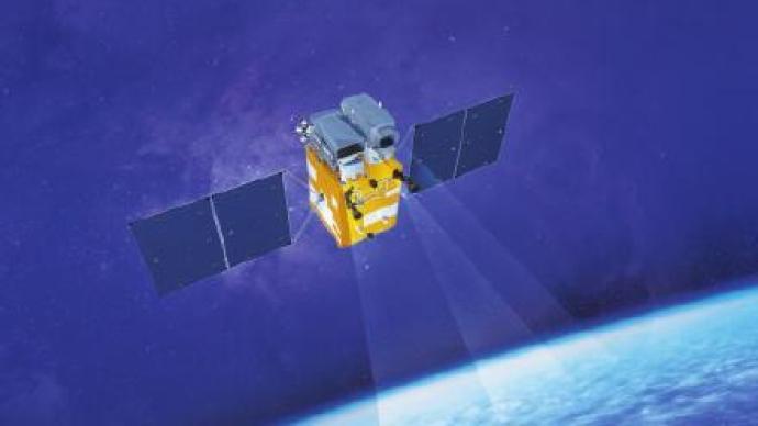 中國首顆自主高光譜業務衛星投入業務化運行