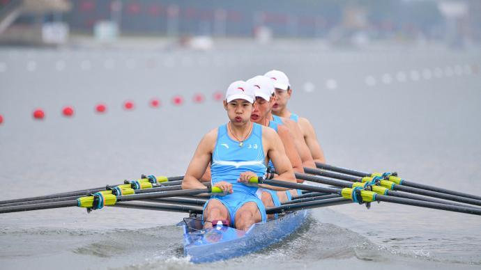 賽艇全國錦標賽上海落幕:國家集訓隊參賽,備戰東京奧運