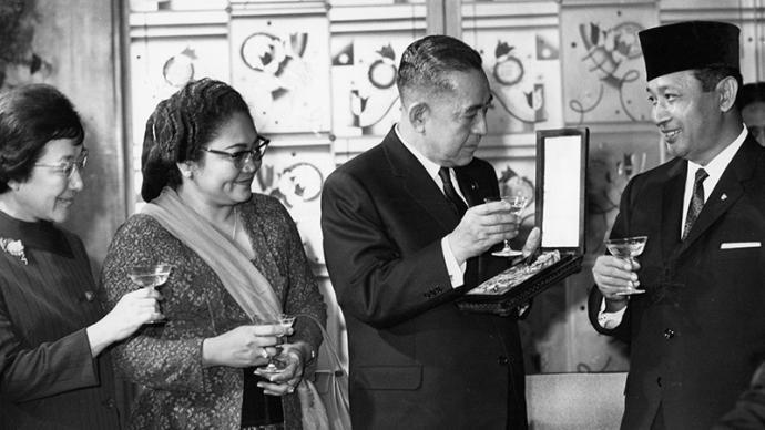 RCEP簽署,回顧冷戰時期日本的亞洲政策(下)